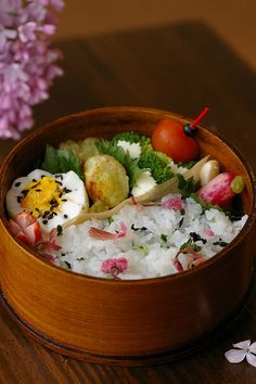 Bento お弁当 lunchbox