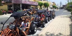 Easy Riders Rentals motorbikes & scooters, quad bikes & buggies for hire in Ayia Napa, Cyprus