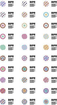 Identity for The Bloomsbury Institute for Pathogen Research by Igloo
