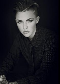 ruby rose - I would turn for her without hesitation ugh