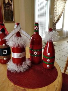 Intelligent Ways to Use Your Old Wine Bottles (13)
