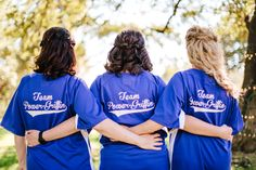 Custom baseball jerseys for the bridal party // Ben + Colleen Photography