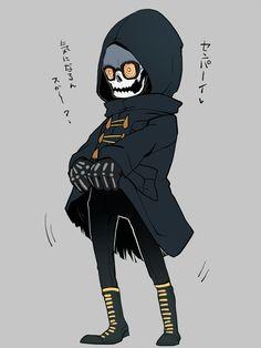 let it die - uncle death Shinra Kusakabe, Let It Die, Die Games, Death Art, Game Art, Adventure Time, Lady In Red, Amazing Art, Skeleton