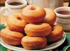 Blue-Ribbon Doughnuts Recipe