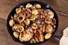 For When You Want A Dish That's Bursting With Flavor - This Braised Chicken's Got You Covered!
