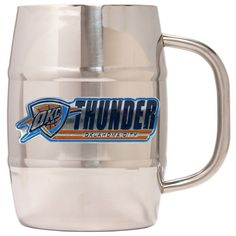 Oklahoma City Thunder 32oz. Macho Barrel Mug - $34.99