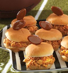 Slow Cooker Chicken Sloppy Joes - Recipes
