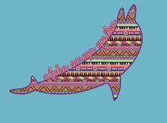 Alpha Omega Epsilon dolphin