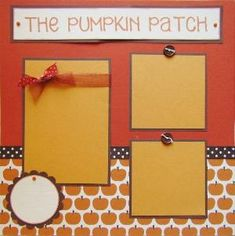 Pumpkin Patch by doris