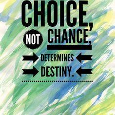 Make Higher and Better Choices!  #prosperity #abundance #destiny #BeBlessed