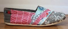 Decorated Toms my-style