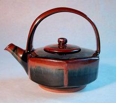 temmoku teapot bill boyd