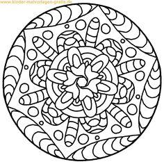mandalas   Mandalas zum ausdrucken   Mandalas zum ausmalen   Kostenlose Mandalas.