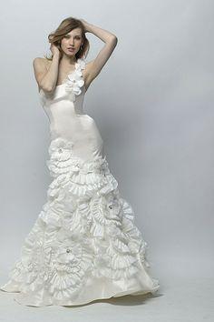 Unusual Bridal Gowns