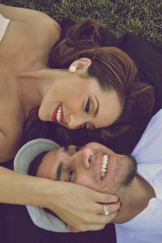 I love smiling with you