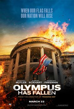 Olympus Has Fallen opens Friday, March 22nd. Buy tickets at www.studiomoviegrill.com.
