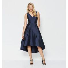 Forever New - Lydia V-Neck High-Low Prom Dress | $189.99