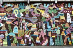 Mural in Ehrenfeld | Köln