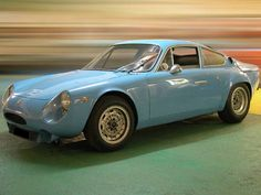 1963 Abarth Simca 2000 GT Maintenance of old vehicles: the material for new cogs/casters/gears/pads could be cast polyamide which I (Cast polyamide) can produce