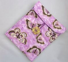 These colourful covers are just the thing to cover and protect your Kindle. Made from cotton print outer and contrasting lining, and polyester wadding/batting between the layers. Kindle Case, Floral Tie, Lilac, Butterflies, It Is Finished, Cotton, Kindle Cover, Syringa Vulgaris, Butterfly