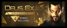 Deus Ex Collection Free Download PC Game