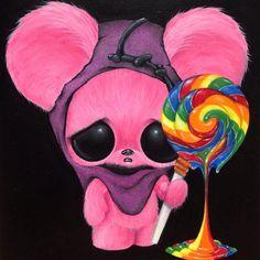 Kawaii Tattoo, Doll Tattoo, Gothic Fantasy Art, Dark Art Illustrations, Goth Art, Stuff And Thangs, Creepy Art, Skull Art, Cute Dolls