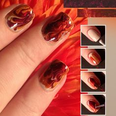 Photo by orlynails(orlynails): Do you feel the heat?