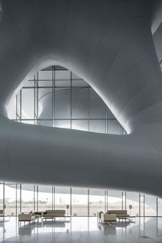 Qatar National Convention Centre / Arata Isozaki ☮k☮ #architecture