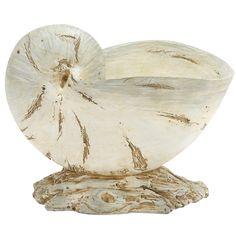 Boca Grande Shell Sculpture
