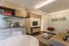 amenajare apartament living canapea cu fotoliu masuta living Living, Modern, Table, Furniture, Home Decor, Trendy Tree, Decoration Home, Room Decor, Tables