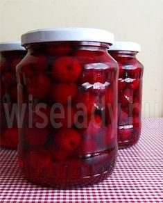 Meggybefőtt gyorsan Wise Lady Preserves, Salsa, Delish, Food And Drink, Tasty, Sweets, Chocolate, Cooking, Advent