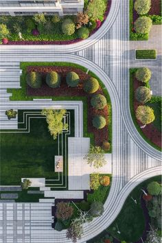 Landscape Plaza, Landscape Architecture Model, Plans Architecture, Landscape And Urbanism, Landscape Design Plans, Architecture Courtyard, Contemporary Landscape, Urban Landscape, Modern Landscaping
