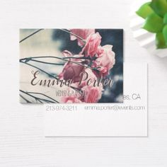 wedding planner modern elegant business card ames and pauper on Zazzle cute modern trendy hipster millennial tumblr