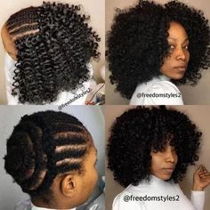 Wholesale human hair wigs black hair conditioner colors to dye black hair 40 stylish crochet braids styles you should try next Curly Crochet Hair Styles, Crochet Braid Styles, Curly Hair Styles, Natural Hair Styles, Crochet Curly Hairstyles, Afro Hair Weave Styles, Crotchet Curly Hair, Freetress Crochet Hair, African Hairstyles