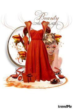 Zaljubljena u haljinu ... od MariaHexe