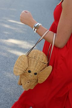 floral, elephants and Kristalize/ Shotguns & Seashells! eShakti / fashion blogger/ www.shotgunsandseashells.com