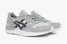 9f96b903839 ASICS GEL-Lyte V (Grey India Ink) - Sneaker Freaker