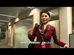 Cathay Pacific - A Day in the Life - Flight Attendant - YouTube