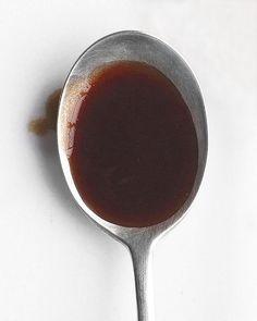 honey-balsamic vinaigrette. Use maple syrop for an alternate