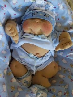 Free Baby Pattern & Tutorial