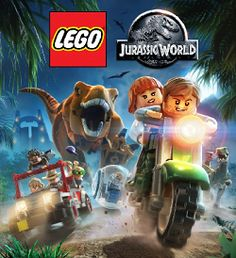 PS3 and Xbox 360:  Following the epic storylines of Jurassic Park, The Lost World: Jurassic Park and Jurassic Park III, as well as the highly anticipated Jurassic World, LEGO Jurassic World is the first videogame where players will be able to relive and experience all four Jurassic films.