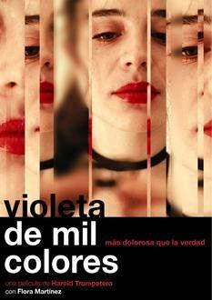 Violeta de Mil Colores, película dirigida por @trompetero