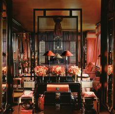 Anouska Hempel Design | Architects, Interior Design, Landscapes, Product Design and Furniture