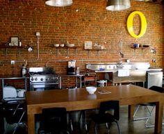 desire to inspire - desiretoinspire.net - Reader request - industrial kitchens