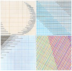 Graph paper, http://caesura.cc/gallery/further-abstracts/#