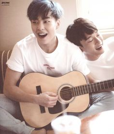 SCAN #Xiumin #Chen #EXO Dear Happiness #Photobook