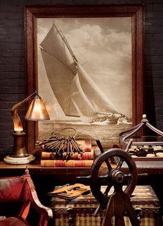 HOME DECOR – COASTAL STYLE – Nautical