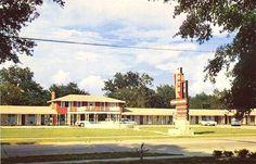 Marble Manor Motel On West Cervantes Pensacola