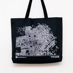 San Francisco Tote now featured on Fab.