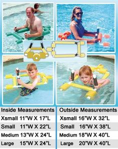 aquatic therapy water walking assistant